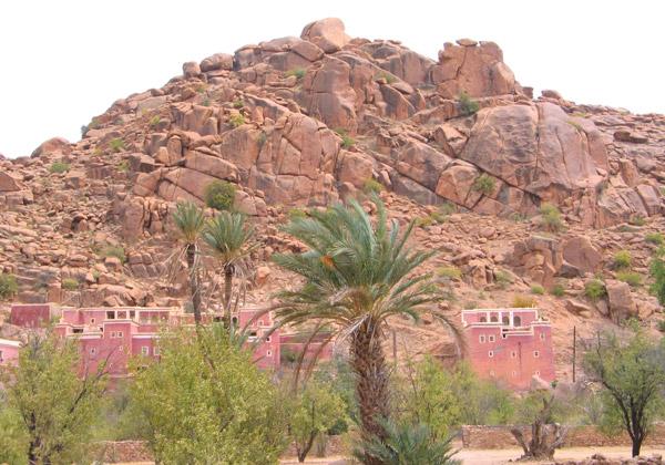 TDS Voyage - Tafraoute Maroc