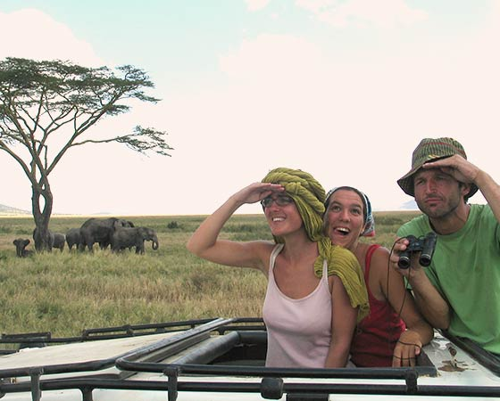 Safari en Tanzanie - Parc du Tarangire - voyage solidaire en Tanzanie