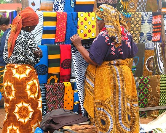 Le marché de Moshi - Tanzanie