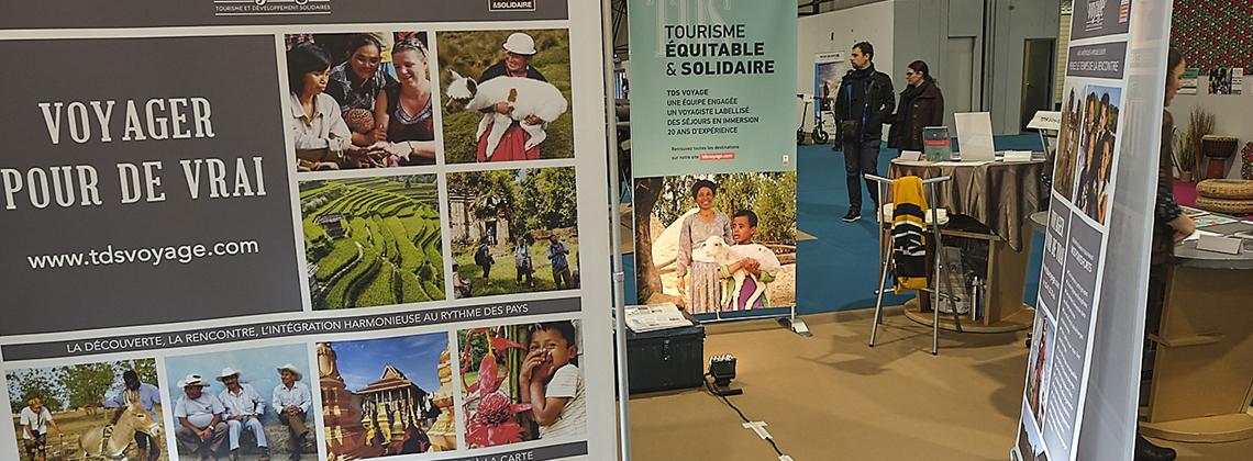 TDS Voyage - Salon de Rennes - Tourisme équitable et solidaire
