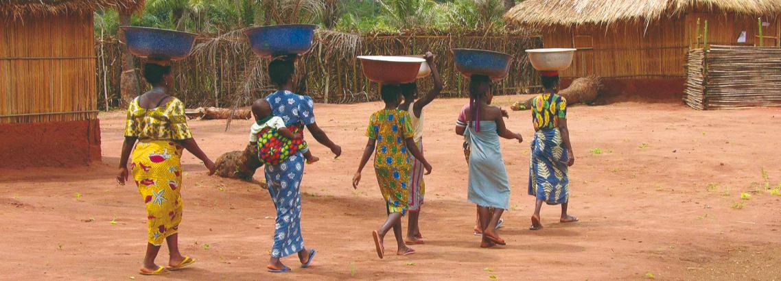 TDS Voyage - Tourisme équitable et solidaire - Bénin - Bassines