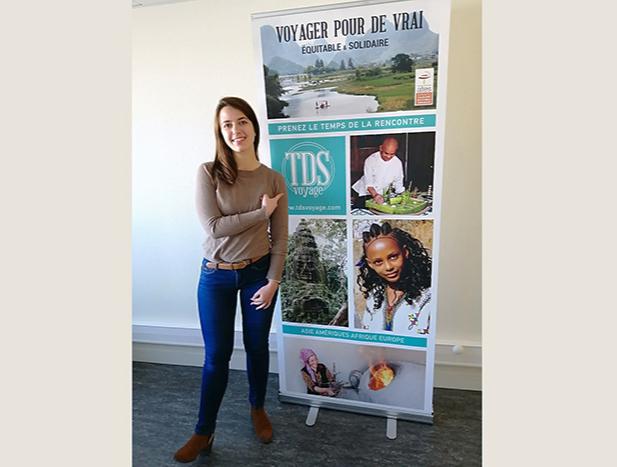 TDS Voyage - Tourisme équitable et solidaire - Nouvelle recrue - Service civique