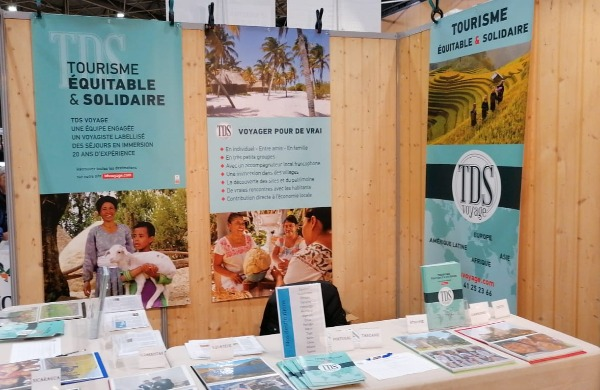 TDS Voyage - Salon - Tourisme équitable et solidaire