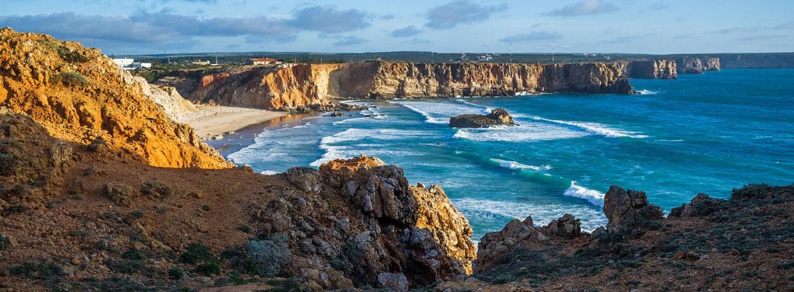 TDS Voyage - Tourisme équitable et solidaire - Algarve - Côte - Plage