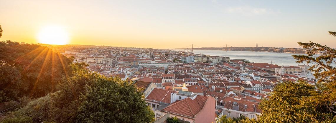 TDS Voyage - Tourisme équitable et solidaire - Lisbonne - Vue