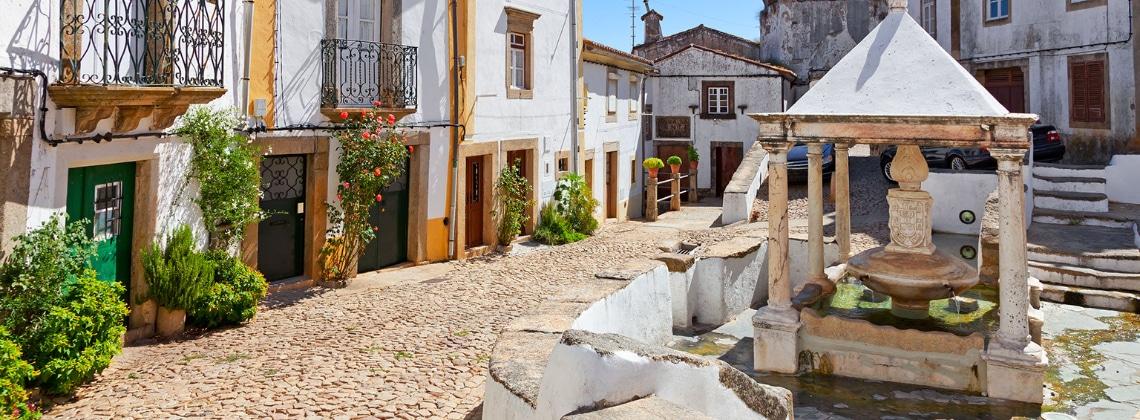 TDS Voyage - Tourisme équitable et solidaire - Alentejo - Castelo de Vide