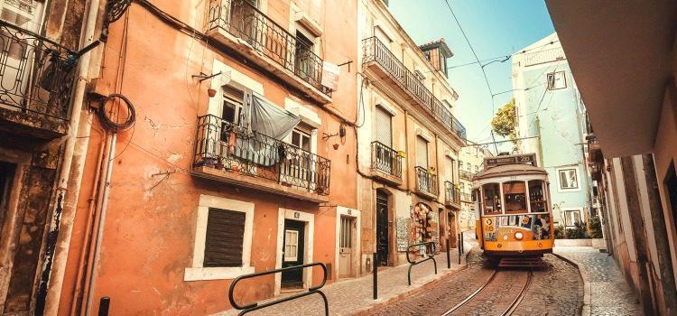 TDS Voyage - Tourisme équitable et solidaire - Lisbonne - Tramway