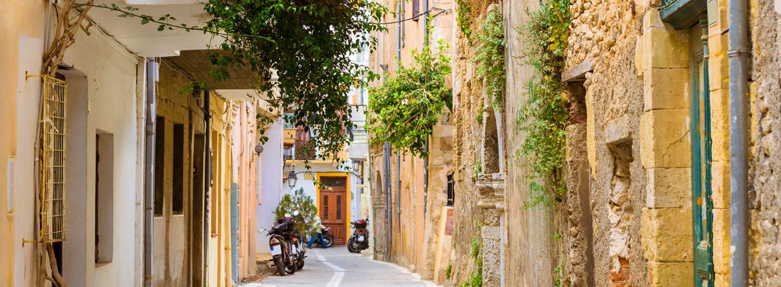 TDS Voyage - Tourisme équitable et solidaire - Crète - Rethymnon