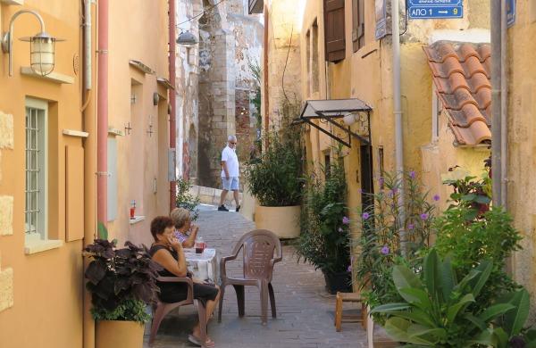 TDS Voyage - Tourisme équitable et solidaire - Crète - La Canée