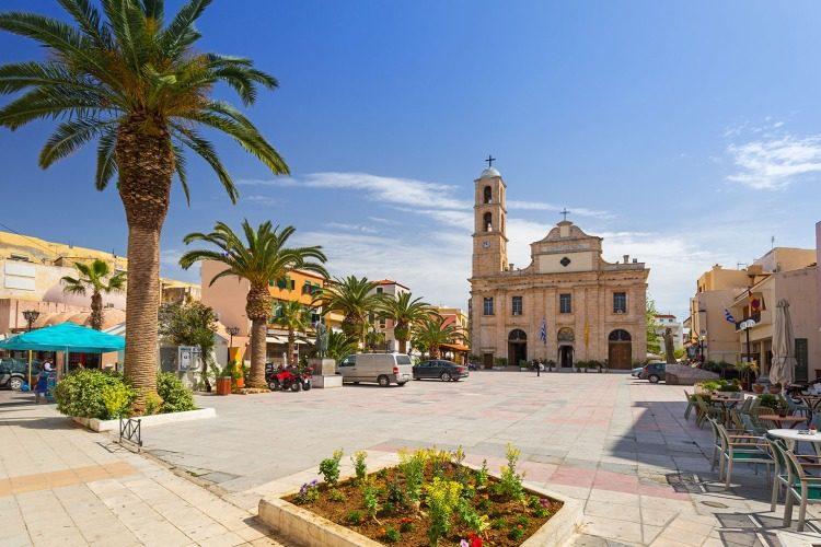 TDS Voyage - Tourisme équitable et solidaire - Crète - La Canée - Cathédrale orthodoxe